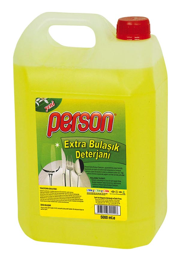 PERSON EXTRA BULAŞIK DETERJANI 5 L