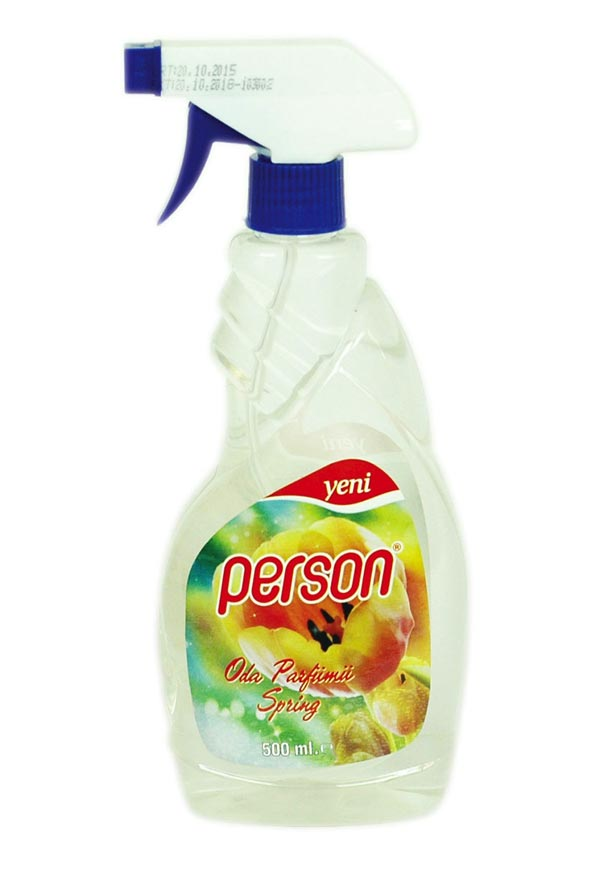 PERSON ODA PARFÜMÜ SPREYLİ SPRİNG 500 mL